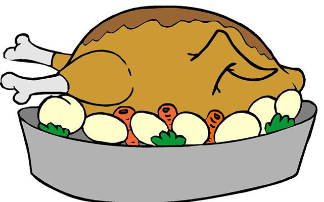 turkey clip art Grace website